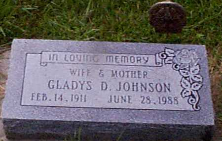 JOHNSON, GLADYS DORTHEA - Audubon County, Iowa | GLADYS DORTHEA JOHNSON