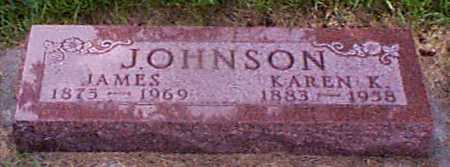 JOHNSON, JAMES - Audubon County, Iowa | JAMES JOHNSON