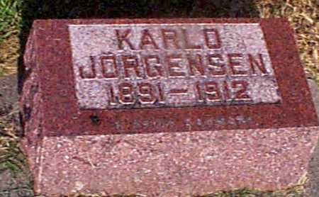 JORGENSEN, KARLO - Audubon County, Iowa | KARLO JORGENSEN