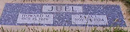 JUEL, HOWARD M - Audubon County, Iowa | HOWARD M JUEL