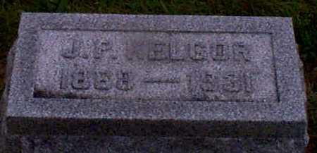 KELGOR, JENS PETER - Audubon County, Iowa   JENS PETER KELGOR
