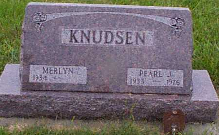 PETERS KNUDSEN, PEARL J - Audubon County, Iowa | PEARL J PETERS KNUDSEN