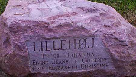 LILLEHOJ, FAMILY - Audubon County, Iowa | FAMILY LILLEHOJ