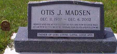 MADSEN, OTIS - Audubon County, Iowa | OTIS MADSEN