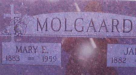MOLGAARD, MARY E - Audubon County, Iowa | MARY E MOLGAARD