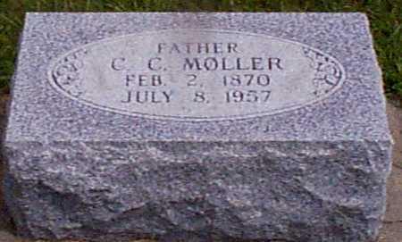 MOLLER, C C - Audubon County, Iowa | C C MOLLER