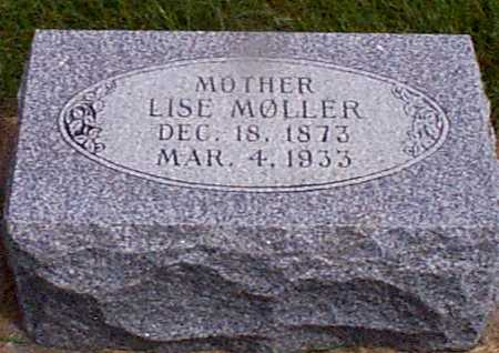 OLESEN MOLLER, LISE - Audubon County, Iowa | LISE OLESEN MOLLER