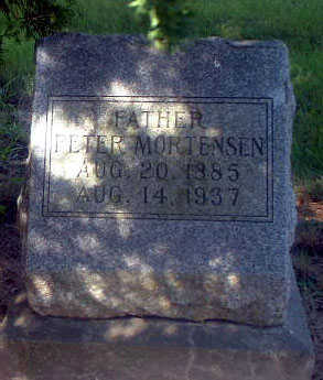MORTENSEN, PETER M. - Audubon County, Iowa | PETER M. MORTENSEN