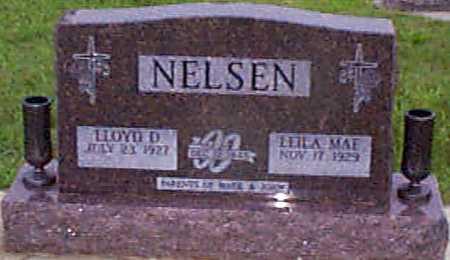 ANDERSEN NELSEN, LEILA MAE - Audubon County, Iowa | LEILA MAE ANDERSEN NELSEN
