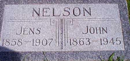 NELSON, JENS - Audubon County, Iowa | JENS NELSON