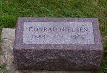 NIELSEN, CONRAD - Audubon County, Iowa | CONRAD NIELSEN