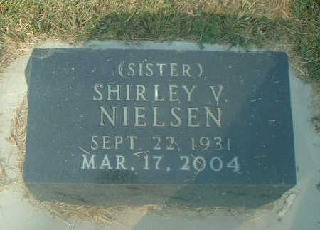 NIELSEN, SHRILEY V. - Audubon County, Iowa   SHRILEY V. NIELSEN