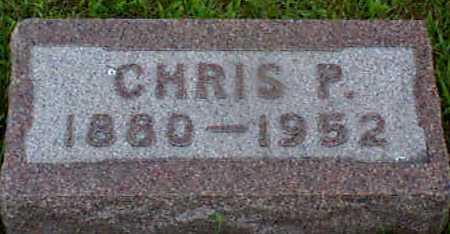 NISSEN, CHRIS P - Audubon County, Iowa   CHRIS P NISSEN