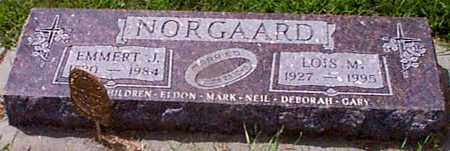 NORGAARD, EMMERT J - Audubon County, Iowa | EMMERT J NORGAARD