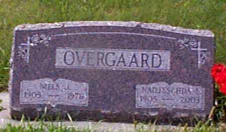 OVERGAARD, NIELS JENSEN - Audubon County, Iowa | NIELS JENSEN OVERGAARD