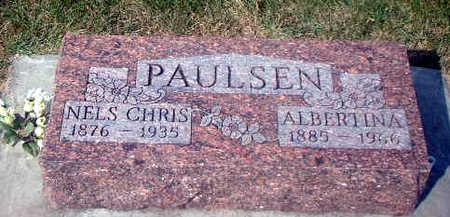 PAULSEN, NELS CHRIS - Audubon County, Iowa | NELS CHRIS PAULSEN