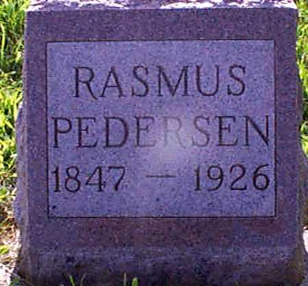 PEDERSEN, RASMUS - Audubon County, Iowa | RASMUS PEDERSEN