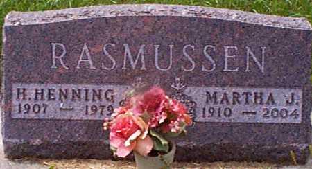 JENSEN RASMUSSEN, MARTHA - Audubon County, Iowa | MARTHA JENSEN RASMUSSEN