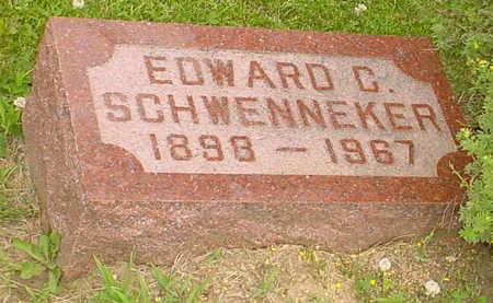 SCHWENNEKER, EDWARD C. - Audubon County, Iowa | EDWARD C. SCHWENNEKER