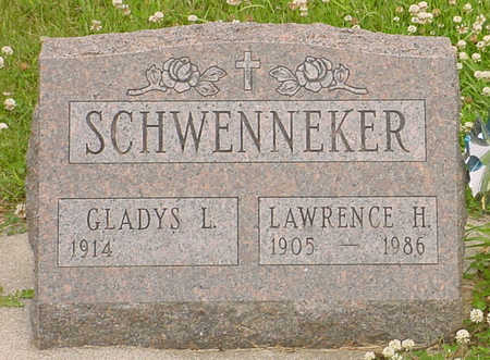 SCHWENNEKER, GLADYS L. - Audubon County, Iowa | GLADYS L. SCHWENNEKER