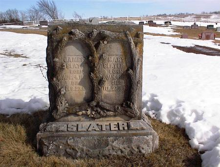 SLATER, MARY - Audubon County, Iowa | MARY SLATER
