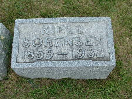 SORENSEN, NIELS - Audubon County, Iowa | NIELS SORENSEN