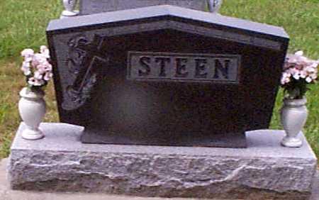 STEEN, LEONARD C - Audubon County, Iowa | LEONARD C STEEN