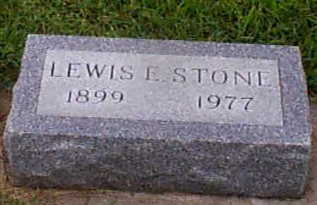 STONE, LEWIS E - Audubon County, Iowa | LEWIS E STONE