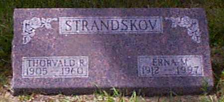STRANDSKOV, ERNA MARIE - Audubon County, Iowa | ERNA MARIE STRANDSKOV