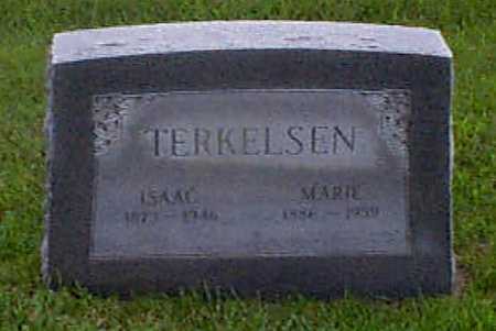 TERKELSEN, ISSAC - Audubon County, Iowa | ISSAC TERKELSEN