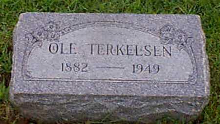 TERKELSEN, OLE - Audubon County, Iowa | OLE TERKELSEN