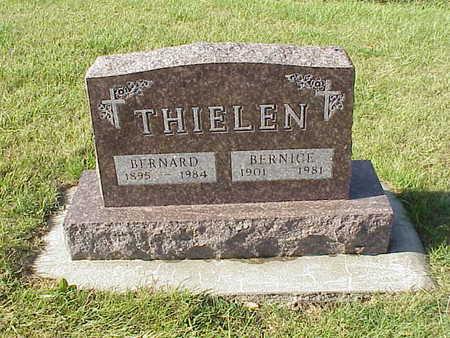 THIELEN, BERNICE - Audubon County, Iowa | BERNICE THIELEN