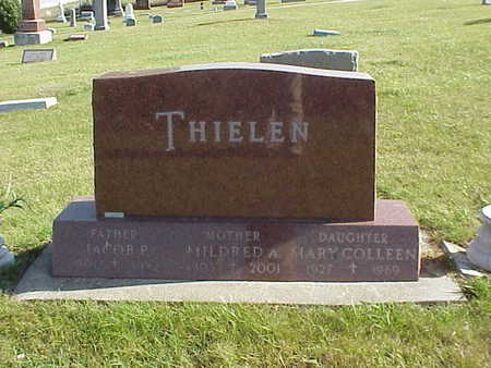 THIELEN, MILDRED A.  (MILDRED ALENE) - Audubon County, Iowa | MILDRED A.  (MILDRED ALENE) THIELEN