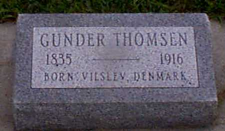 THOMSEN, GUNDER - Audubon County, Iowa | GUNDER THOMSEN