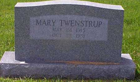 TWENSTRUP, MARY - Audubon County, Iowa | MARY TWENSTRUP