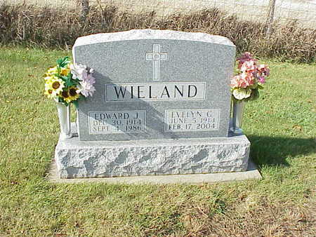 WIELAND, EVELYN - Audubon County, Iowa | EVELYN WIELAND
