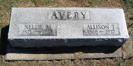 AVERY, ALLISON T. - Benton County, Iowa | ALLISON T. AVERY