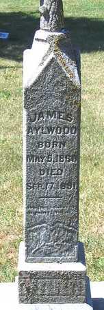 AYLWOOD, JAMES - Benton County, Iowa   JAMES AYLWOOD