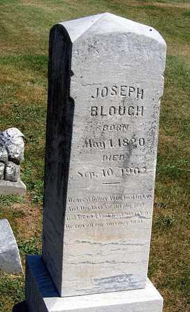 BLOUGH, JOSEPH - Benton County, Iowa | JOSEPH BLOUGH