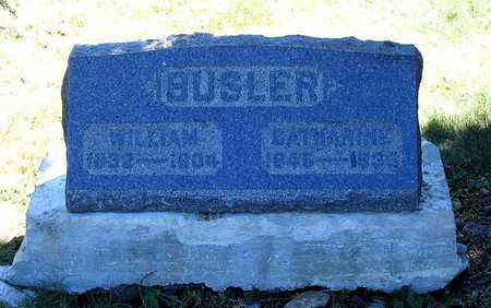 BUSLER, WILLIAM - Benton County, Iowa | WILLIAM BUSLER