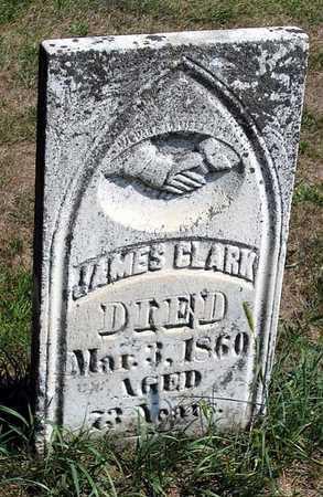 CLARK, JAMES - Benton County, Iowa | JAMES CLARK