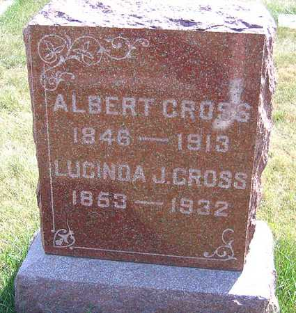CROSS, LUCINDA J. - Benton County, Iowa | LUCINDA J. CROSS