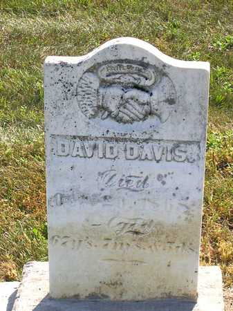 DAVIS, DAVID - Benton County, Iowa | DAVID DAVIS