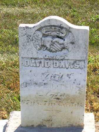 DAVIS, DAVID - Benton County, Iowa | DAVID DAVIS