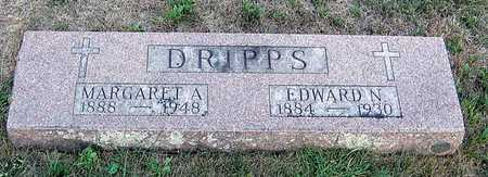 DRIPPS, EDWARD N. - Benton County, Iowa | EDWARD N. DRIPPS