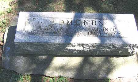 EDMONDS, MARY E. - Benton County, Iowa | MARY E. EDMONDS