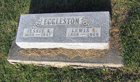 EGGLESTON, JESSIE K. - Benton County, Iowa | JESSIE K. EGGLESTON