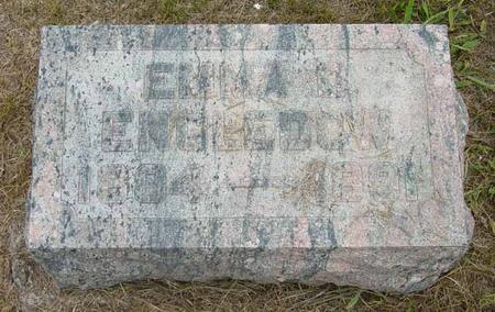 ENGLEDOW, EMMA - Benton County, Iowa | EMMA ENGLEDOW