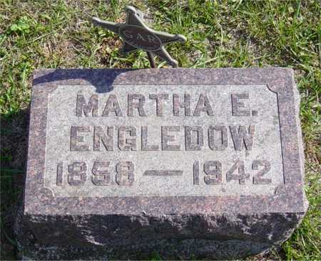 ENGLEDOW, MARTHA - Benton County, Iowa | MARTHA ENGLEDOW