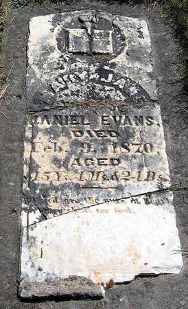EVANS, MARY JANE - Benton County, Iowa   MARY JANE EVANS